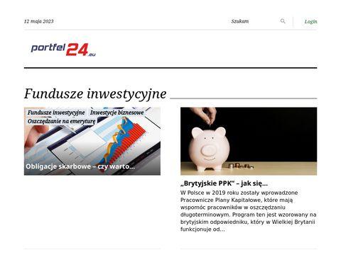 Portfel24.eu kredyt przez internet