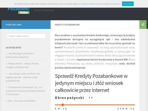 Pozabanki.com.pl blog
