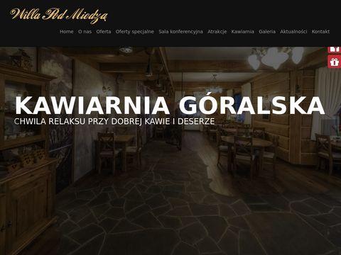 Podmiedza.pl warunki narciarskie Białka Tatrzańska