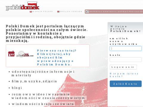 Polskidomek.pl polska społeczność, diaspora