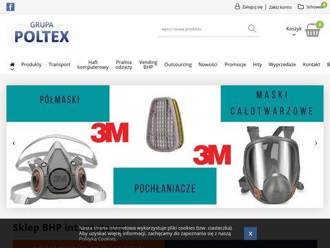 Poltex Pralnia odzieży roboczej