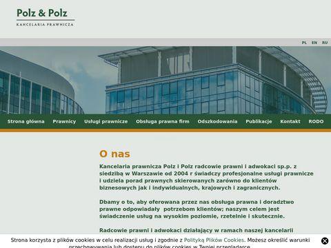 Polzlaw.pl radca prawny Warszawa