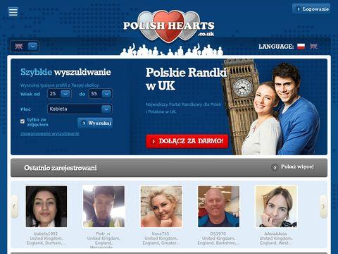 Polskie randki UK