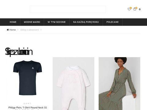 Piccolino-sklep.pl body niemowlęce