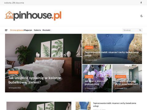 Pinhouse - architektura, wystrój wnętrz, design