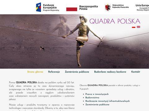 Quadra Polska - obsługa prawna zamówień publicznych