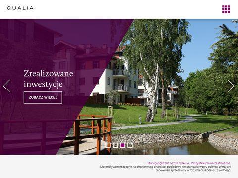 Qualia Development sprzedaż apartamentów