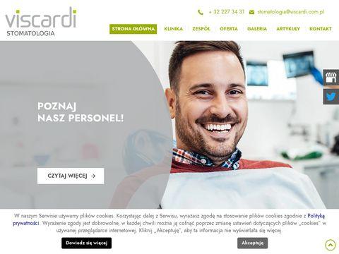 Viscardi - leczenie paradontozy