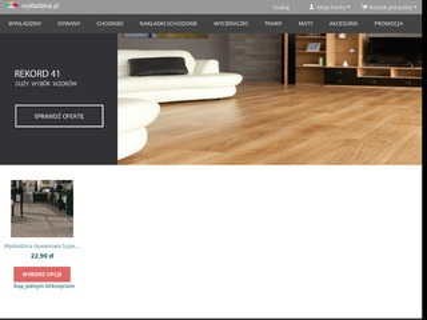 Wykladzina.pl sklep internetowy z dywanami
