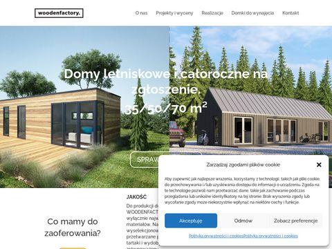 WoodenFactory Meble z litego drewna