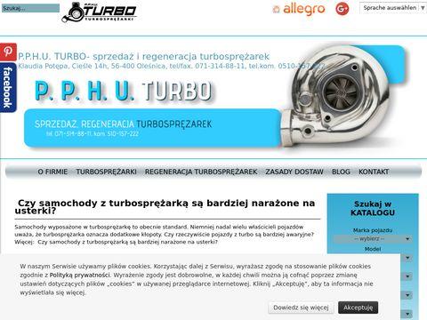 P.P.H.U. Turbo K. Potępa naprawa turbin Wrocław