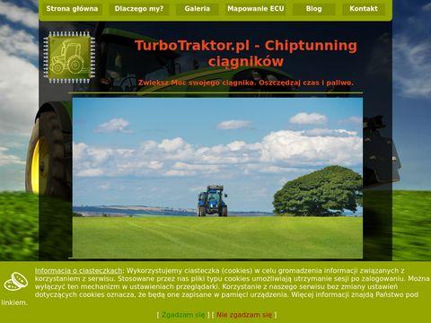 Turbotraktor.pl - chiptuning ciągników