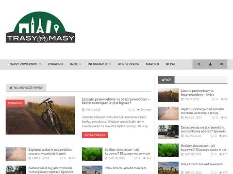 TrasyMasy.pl - bluza termoaktywna