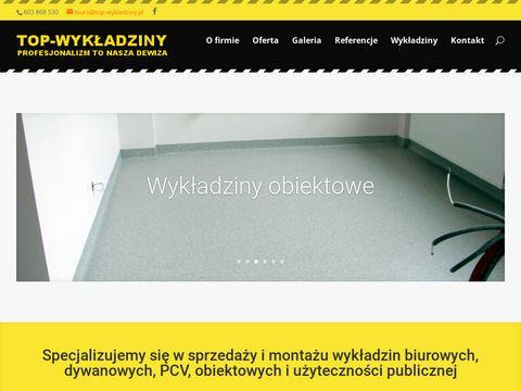 Wykładziny biurowe. Wykładziny Warszawa