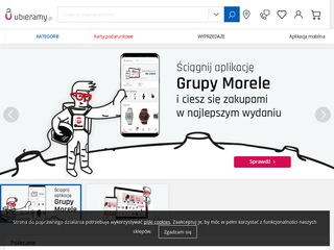 Ubieramy.pl akcesoria dla mężczyzn