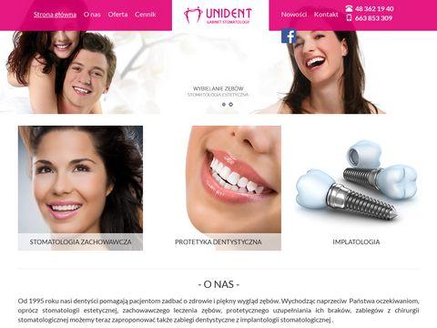 Unident.radom.pl stomatolog Radom