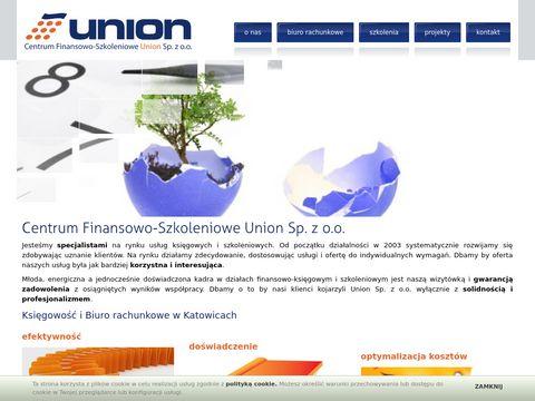 Union Katowice - księgowość