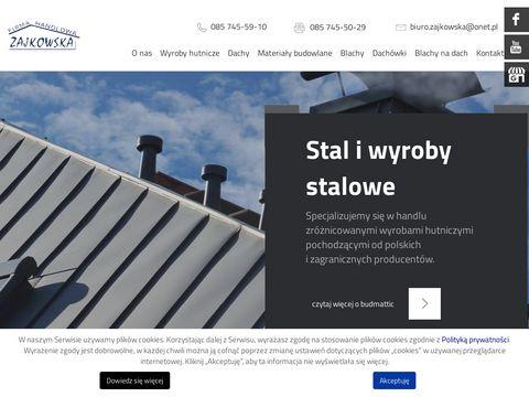 Firma handlowa Zajkowska