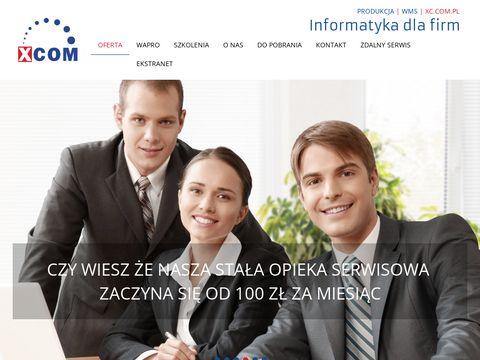 Xc.com.pl testy penetracyjne