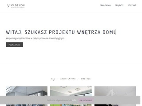 Yvdesign.pl architekt Wrocław