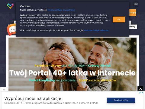 40latki.pl randki po 40-stce