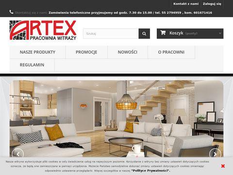 Artex pracownia witraży - lampy witrażowe
