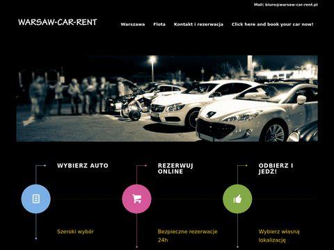 Warsaw-car-rent.pl pewna wypożyczalnia