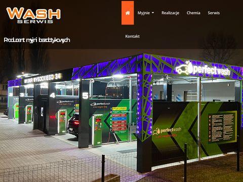 WashSerwis - myjki bezdotykowe