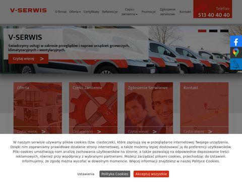 V-serwis.pl części do pieca Viessmann